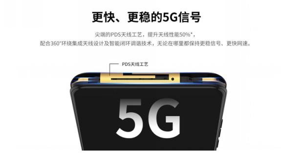 全球首款商用屏下摄像手机  中兴天机Axon 20 5G正式发布