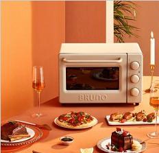 BRUNO博鲁诺烟熏料理烤箱,以高级烟熏风味致敬生活