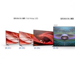"""引领电视""""认知时代""""!索尼2021 BRAVIA XR电视在华亮相"""