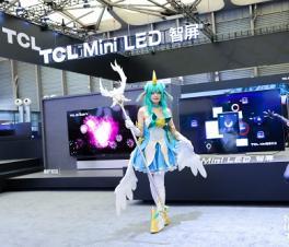 TCL王代青:Mini LED比OLED有技术和价格优势  明年销量将达400万台